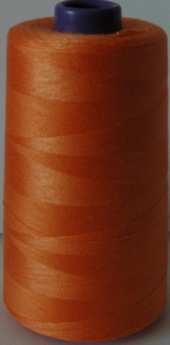 Sewing Machine & Overlocker Thread - Orange